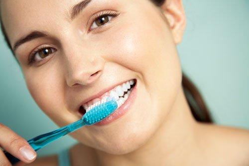 Brushing Teeth Davis Dental Practice CA 95618